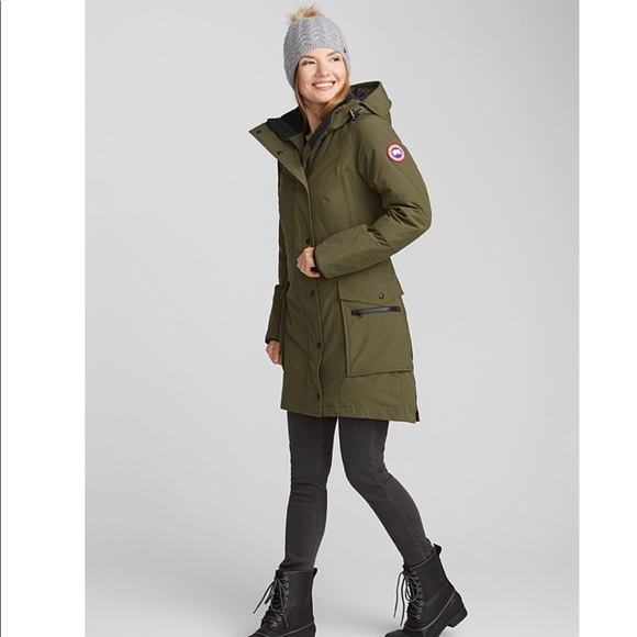 d01860d56 CANADA GOOSE Kinley Insulated Parka NWT